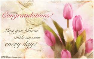 warm greetings and wishes congratulations cards