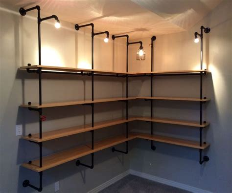 iron pipe shelf quotes