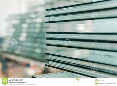 glass cut to size tempered window and door glass cut to size stock photo image 52531235