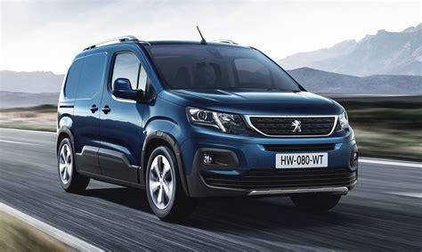 Peugeot En 2019 by Peugeot Partner 2019 Vanguide Co Uk