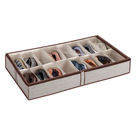 bed shoe storage container store underbed shoe storage box 28 images underbed shoe box