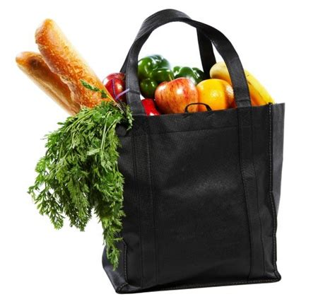Bag Borrow Or Store Dont You Just The Idea by Remembering Reusable Shopping Bags Thriftyfun