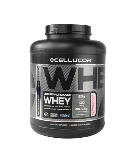 Cellucor Whey Cellucor Whey 4lbs Whey Depot
