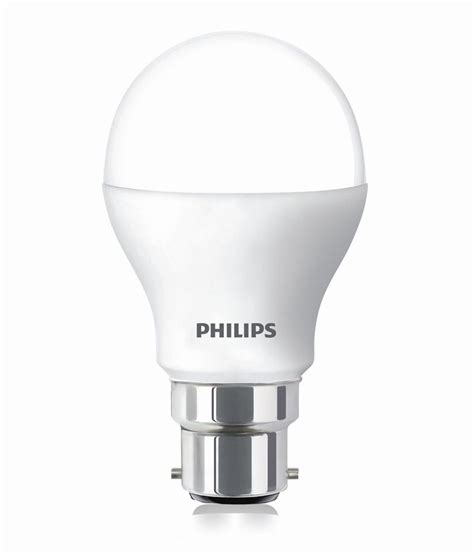 Lu Philips Led 8 Watt 11 on philips white 7 watt led bulb on snapdeal