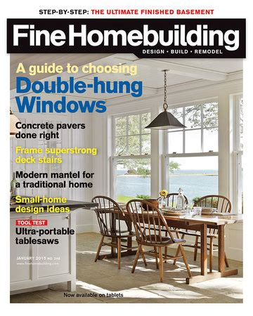fine homebuilding 04 issue 248 dec jan 2015 fine homebuilding