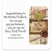 Birthday Wishes For Husband  Happy My Love
