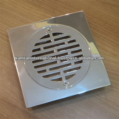 Floor Drain Covers by Floor Drain With Cover Floor Drain Trap Brass Floor Drain