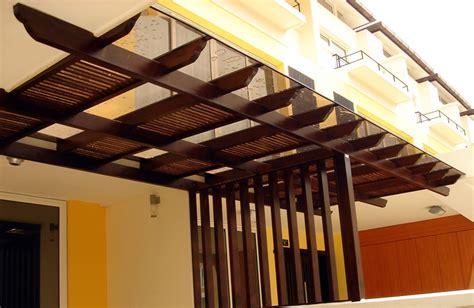 Wooden Awnings Polycarbonate Awning Singapore Polycoabonate Singapore