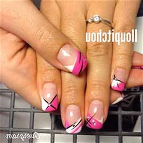 Ongle Gel Modele Deco by Model Ongle Gel Deco Deco Ongle Fr