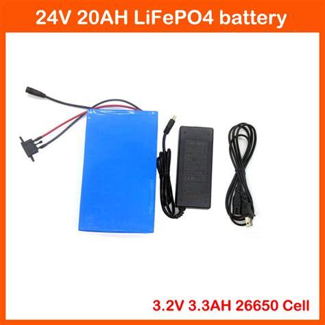aliexpress tax indonesia popular 24v 20ah lifepo4 battery pack buy cheap 24v 20ah