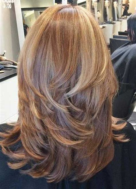 how to cut medium length hair in layers 25 trending medium layered haircuts ideas on pinterest