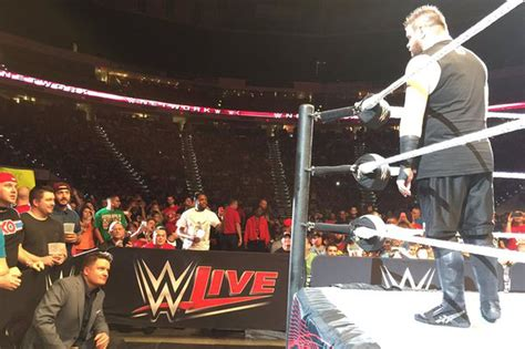 wwe house show results wwe results from roanoke raleigh house shows may 14 2016 more kevin owens antics