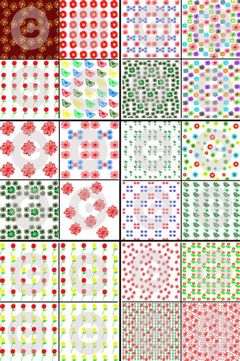 pattern of photoshop free download free floral photoshop patterns www vectorfantasy com