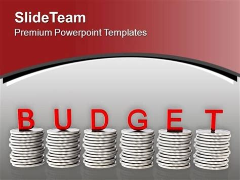 Budget Presentation Template Autodiet Co Powerpoint Budget Template