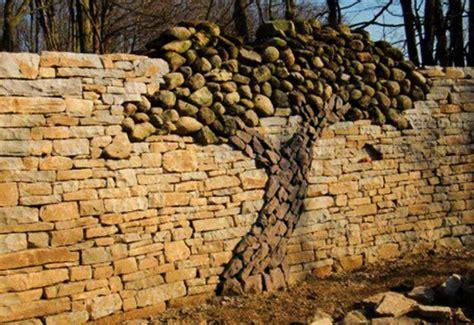 gartenmauer backstein gartenmauer als gestaltungselement freshouse