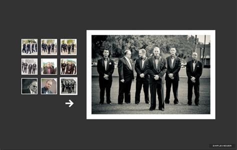 Lightroom Gallery Templates by Mastering Lightroom Slideshows And Web Galleries