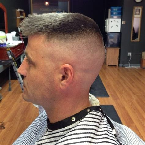 haircuts military and signs on pinterest high fade with length in front cortes de pelo