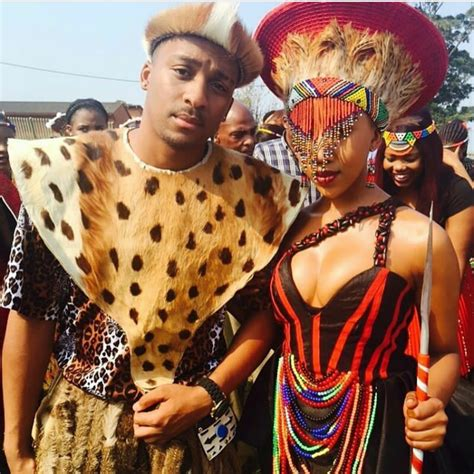Traditional Wedding Attire Zulu by The Wedding What To Wear Now Made Magazine