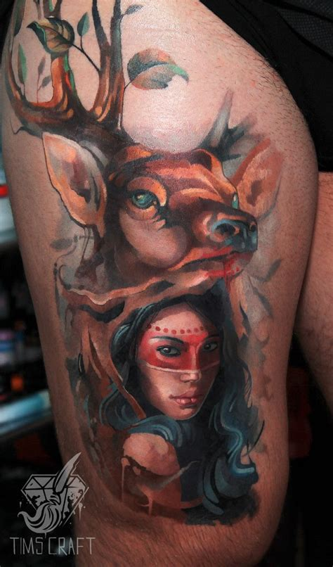 tattoo prices red deer hello lady by black 3g raven on deviantart