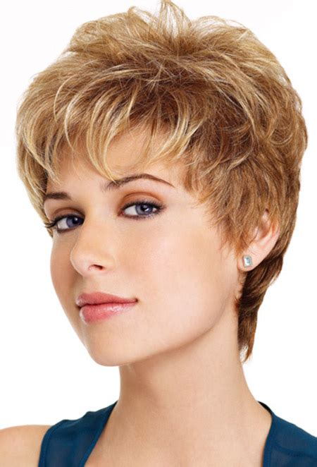 short hairstyles  volume hair style  color  woman