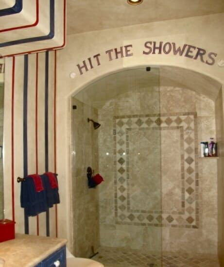 sports bathroom decor bathroom remodeling 7 ideas for kids bathrooms