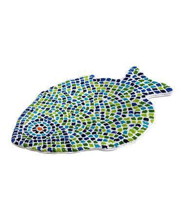 mosaic pattern bath mat 17 best images about my beach house on pinterest set of