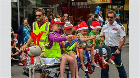 launceston christmas parade 2016 photos the examiner