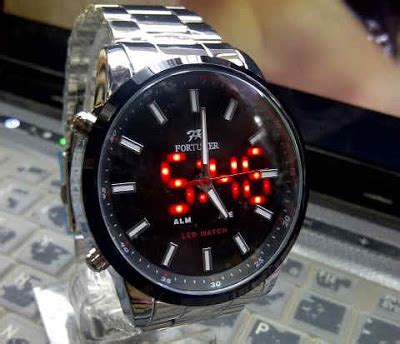 Jam Tangan 805 posh jam tangan pusat jam tangan