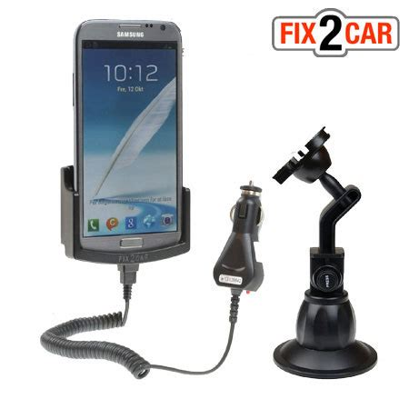 Charger Samsung Galaxy Note 4s6asus Zenfone 2 15 W Fast Charging fix2car active holder with suction mount for samsung