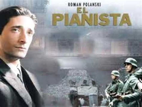 Pelicula El Pianista | el pianista musica de la pelicula el pianista youtube