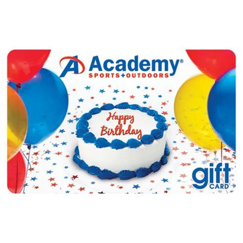 Academy Gift Card Check Balance - gift cards academy