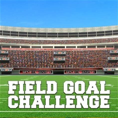 Planters Field Goal Challenge photos field goal best resource