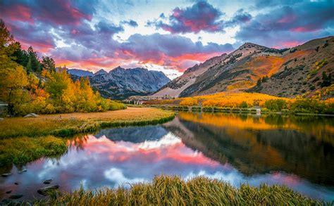 fall colors california fall color 187 north lake