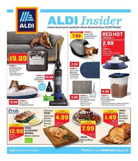 aldi weekly ad february