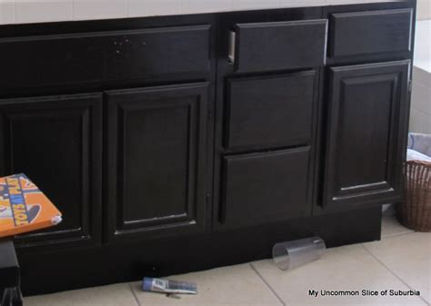 how to paint bathroom cabinets black paint bathroom cabinets 2017 grasscloth wallpaper