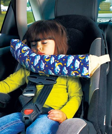 car seat pillow for toddlers rest n ride travel pillow for in car seats or