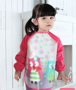 qoo10 baju makan baju baju melukis anak bayi