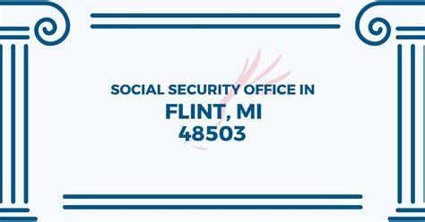 Social Security Office Flint Mi social security office in flint michigan 48503 get help