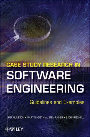 software engineering book name wiley study research in software engineering