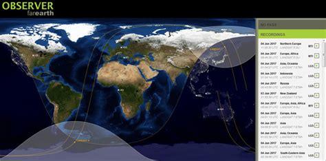 imagenes satelitales usgs im 225 genes sat 233 lite en tiempo real con observer far earth