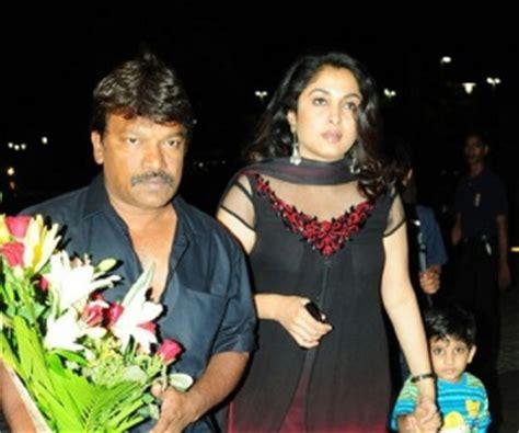Tamil Actor Ramya Krishnan Family Photos