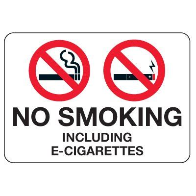 no smoking sign e cigarettes no smoking signs no smoking e cigarettes seton
