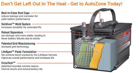 Car Battery Summer Preparation   AutoZone.com