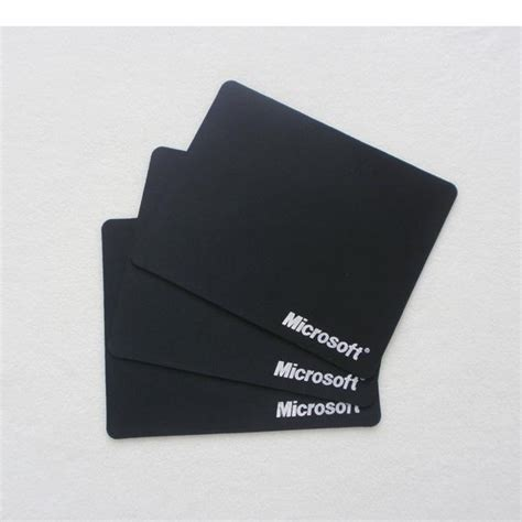 Microsoft Mats by Microsoft Cloth Mouse Mat Mat Rubber Mouse