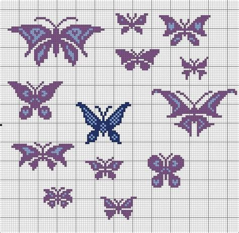butterfly knitting chart 17 best images about cross stitch butterfly on