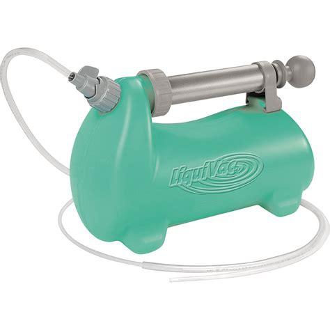 liquivac oil extractor  gallon model  northern tool equipment