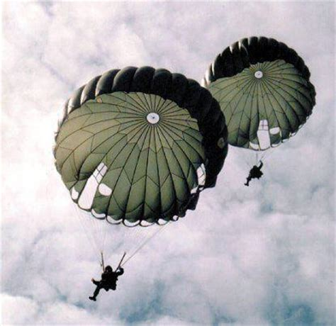 tipos de paraquedas
