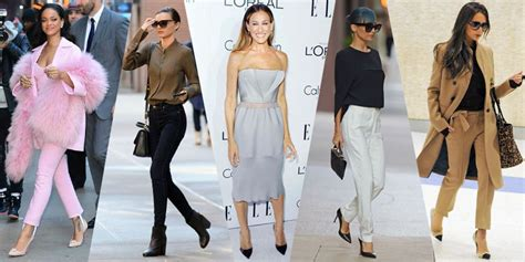 celebrity style 5 lessons we have learned from celebrity style icons