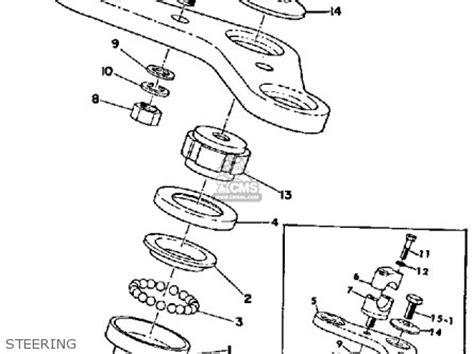yamaha jt1 electrical yamaha wiring diagram and circuit