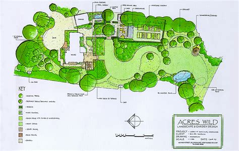 acres wild masterplan meandering meadow acres